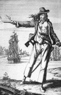 Iralandalı Kaptan Grace O'Mallley (1530-1603)